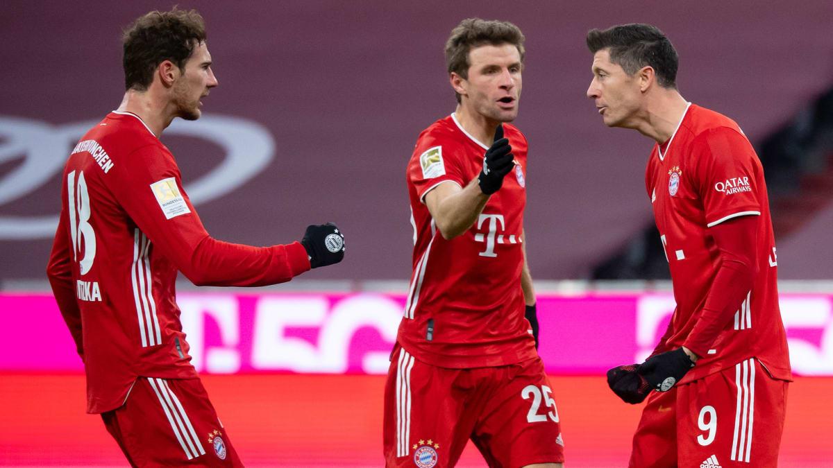 Bayern Munich Wins Ninth Straight Bundesliga Title