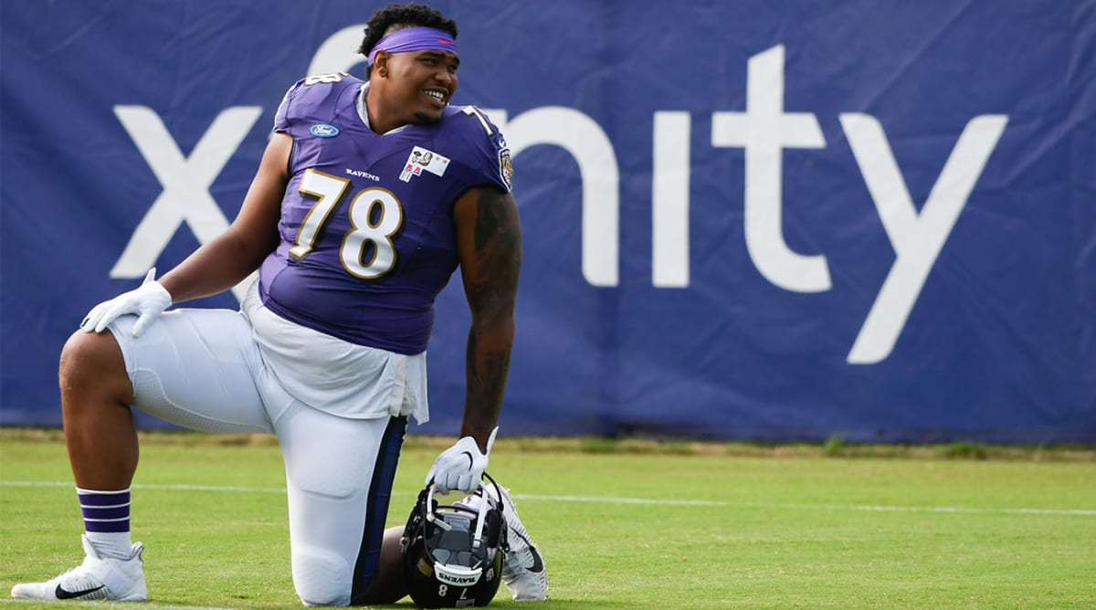Report: Chiefs Trade First-Round Pick to Ravens for Orlando Brown Jr.