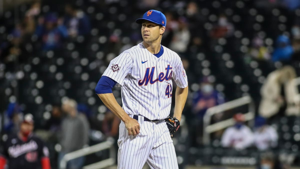 Jacob deGrom Makes History in 15-Strikeout Outing