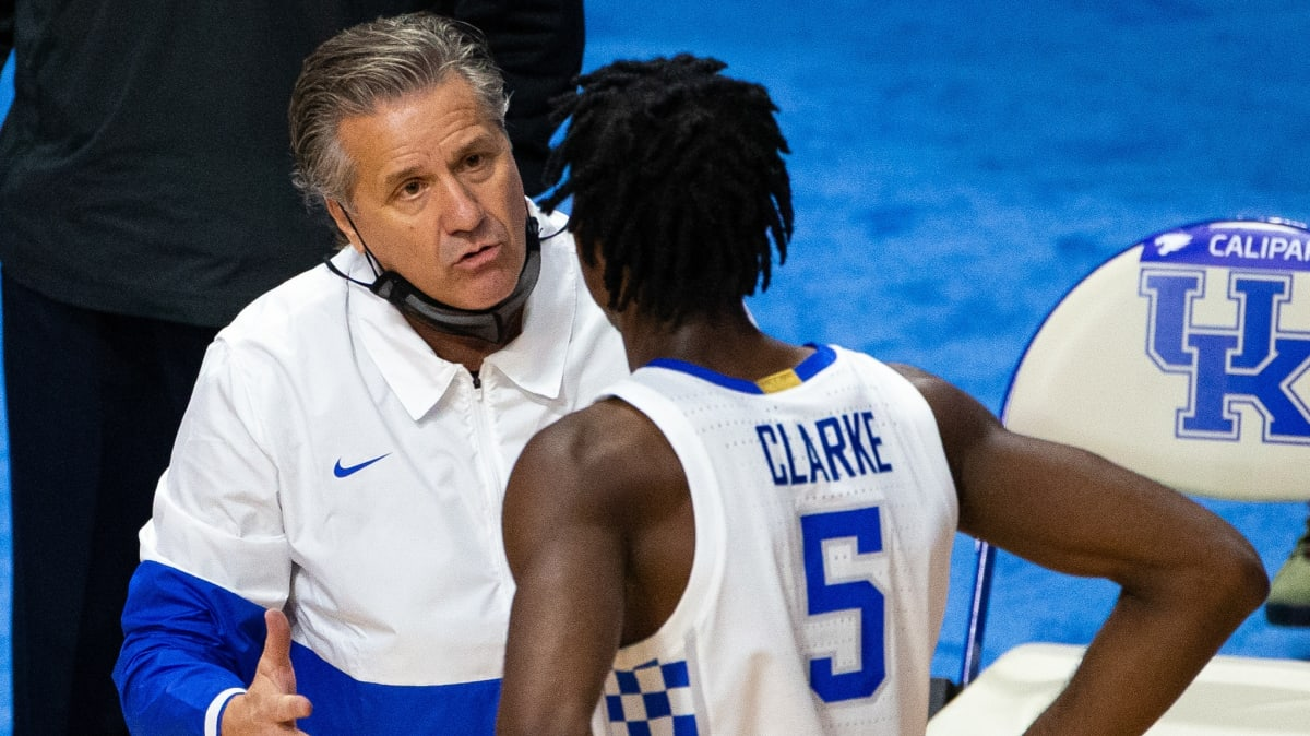 Coach Cal on Terrence Clarke: 'We Are All Better People for Having Crossed Paths With Him'