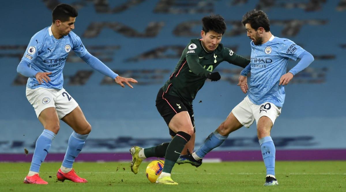 Manchester City vs. Tottenham Live Stream: Watch League Cup Online, TV Channel, Lineups