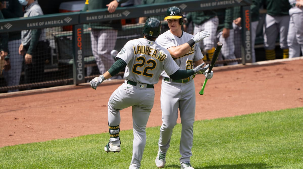 Athletics' Winning Streak Ends at 13 in 8–1 Loss to Orioles