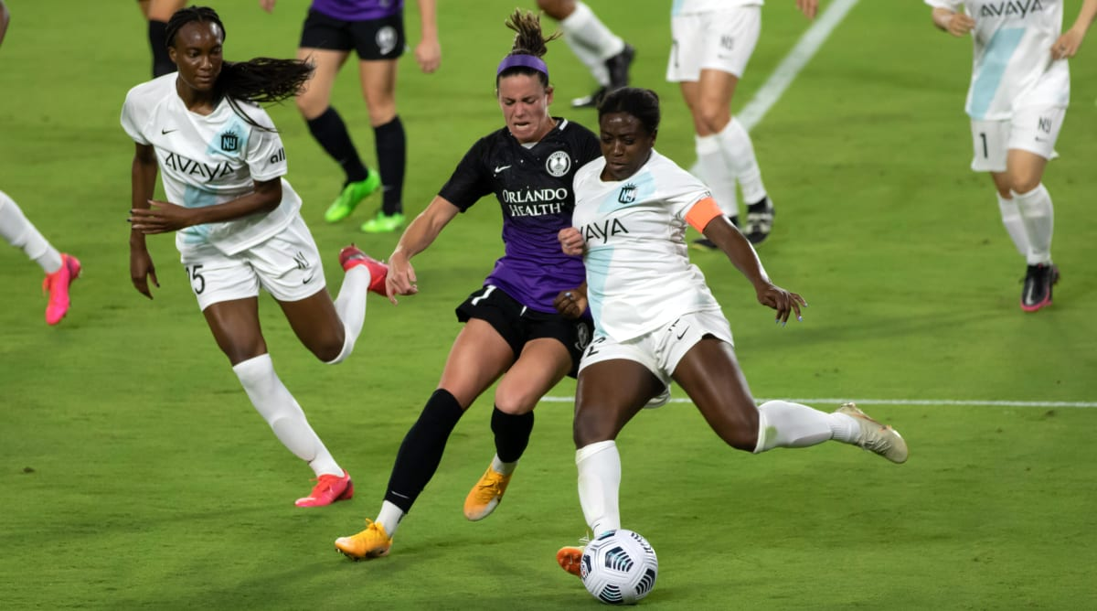 A Fresh Identity Is Just the Start for NWSL's Gotham FC