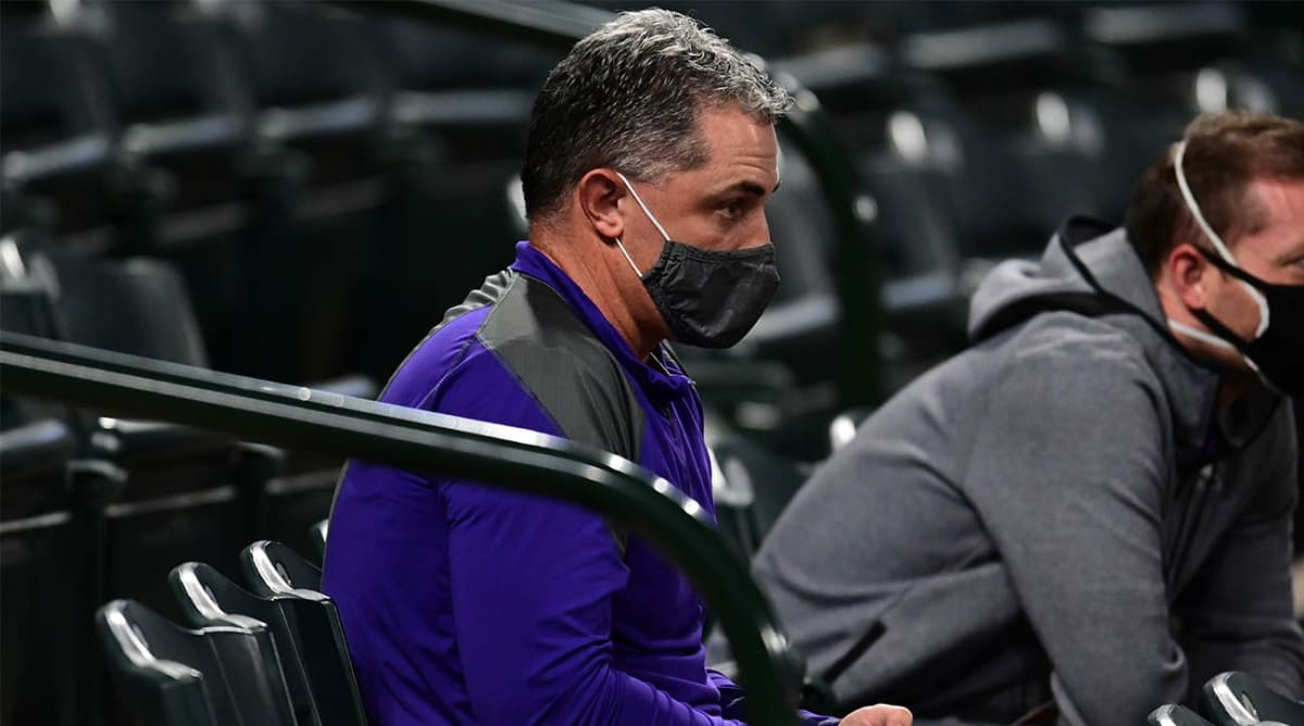 Rockies General Manager Jeff Bridich Steps Down Two Months After Nolan Arenado Trade