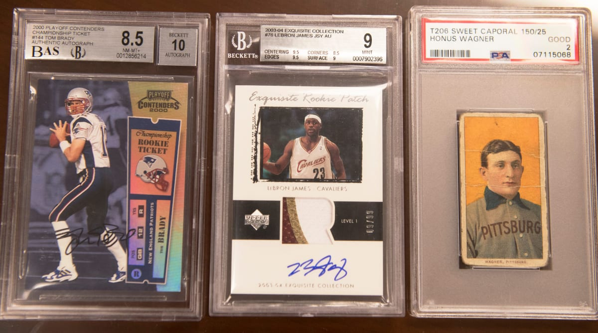 LeBron James Rookie Card Sells for Record-Breaking $5.2 Million