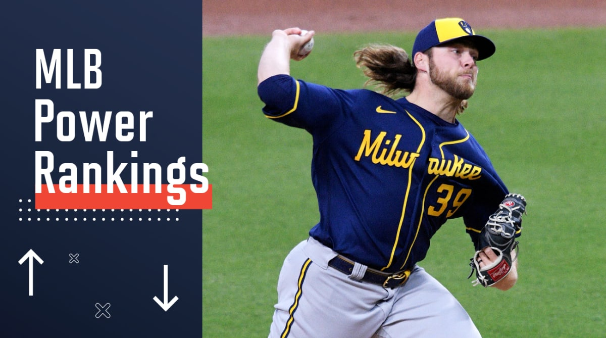 MLB Power Rankings: Red Sox, Brewers Rocket Into Top Five