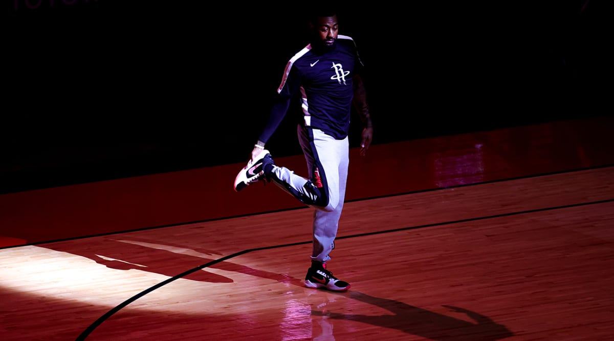 Report: John Wall Shut Down for Rest of Season Due to Hamstring Injury