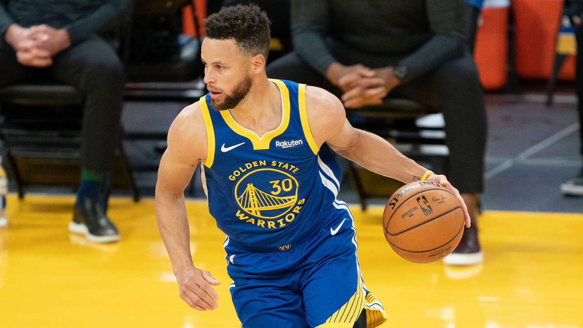 NBA Power Rankings: Stephen Curry's Mounting MVP Run