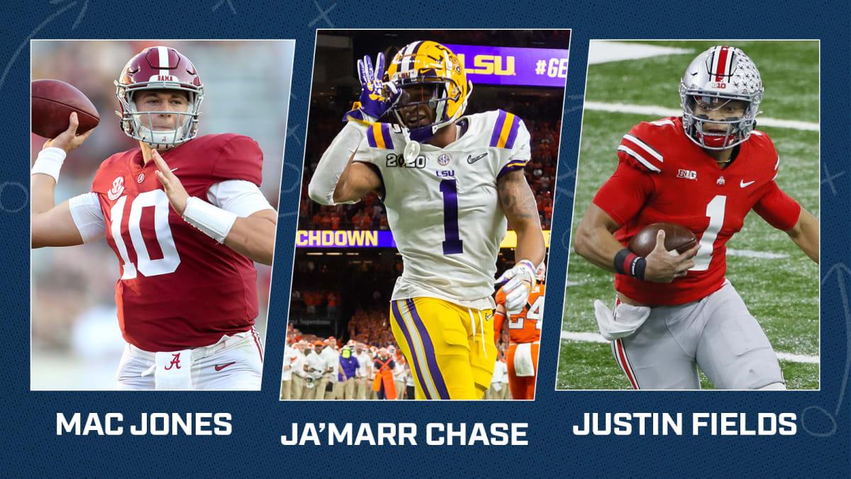 2021 NFL Mock Draft 4.0: 49ers Pick Mac Jones; Bengals Take Ja'Marr Chase
