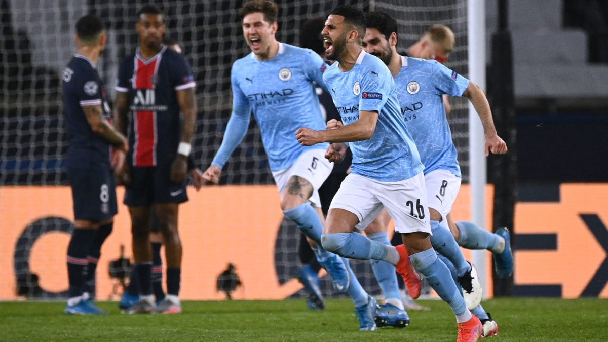 Man City Persists, PSG Collapses in Telling Champions League Semifinal First Leg