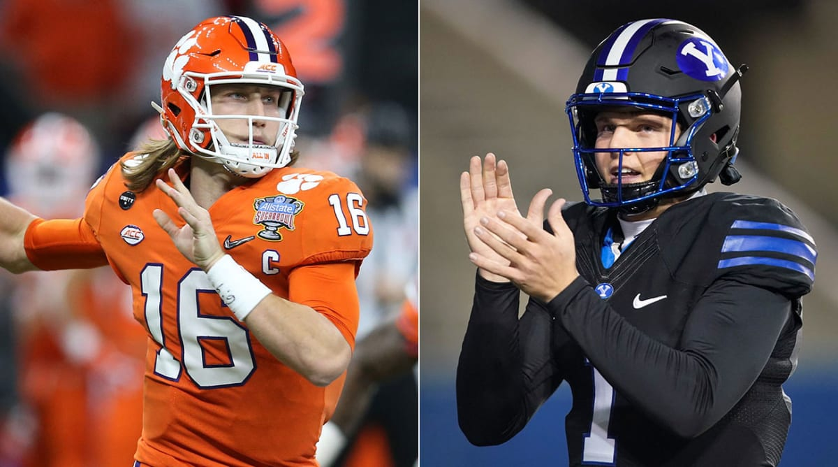 GamePlan: Scouting Reports on the Expected First-Round Quarterbacks in the 2021 NFL Draft