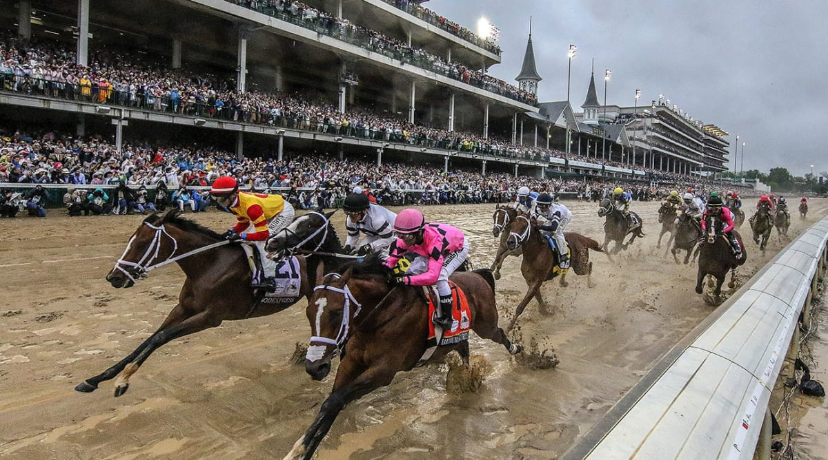 From American Pharoah to Wool Sandals, the All-Time Best and Worst Kentucky Derby Names