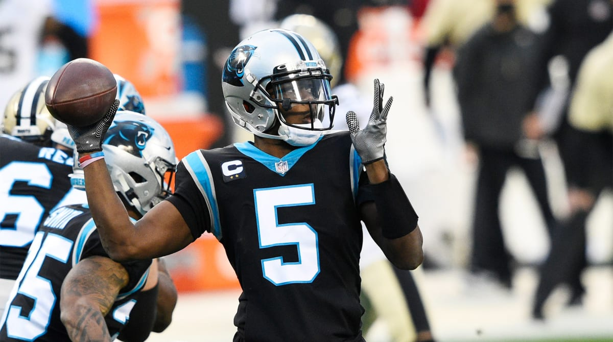 Panthers Trade Teddy Bridgewater to Broncos For Sixth-Round Pick