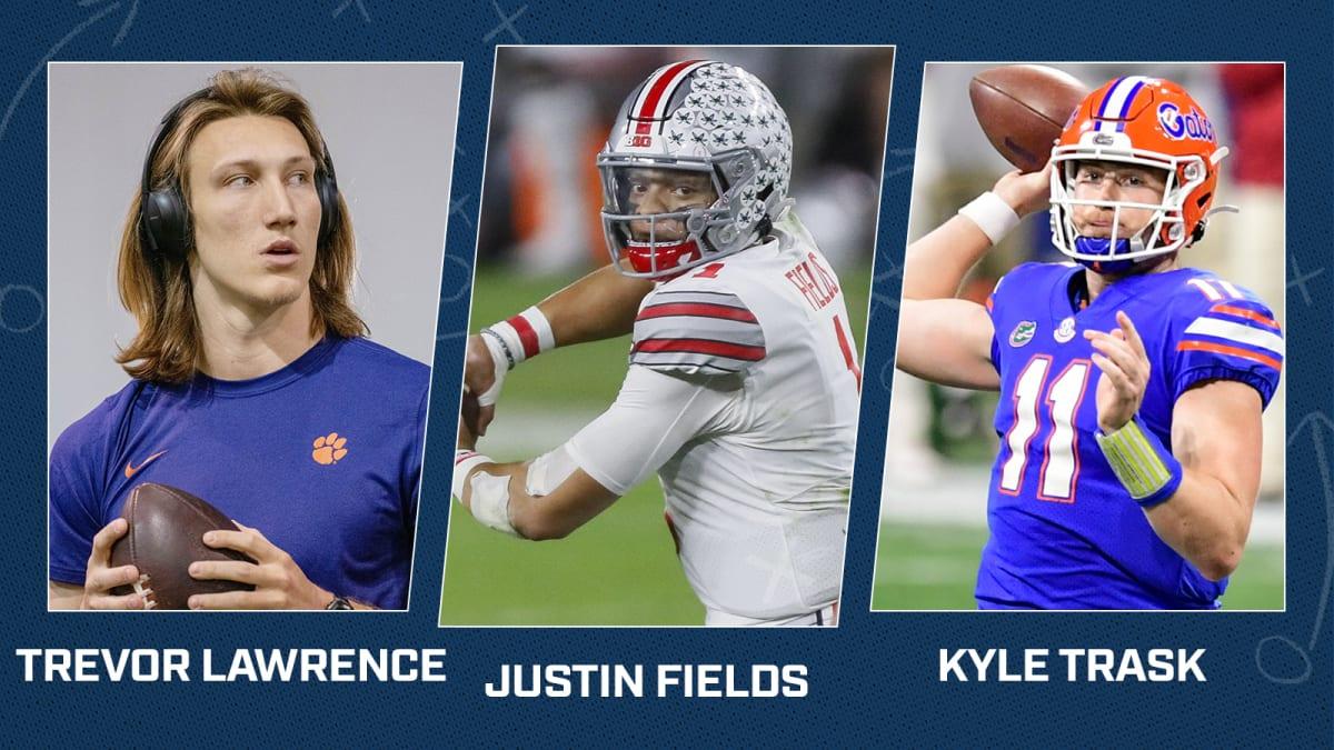 2021 NFL Mock Draft 5.0: Six First-Round Quarterbacks; Three Projected Trades
