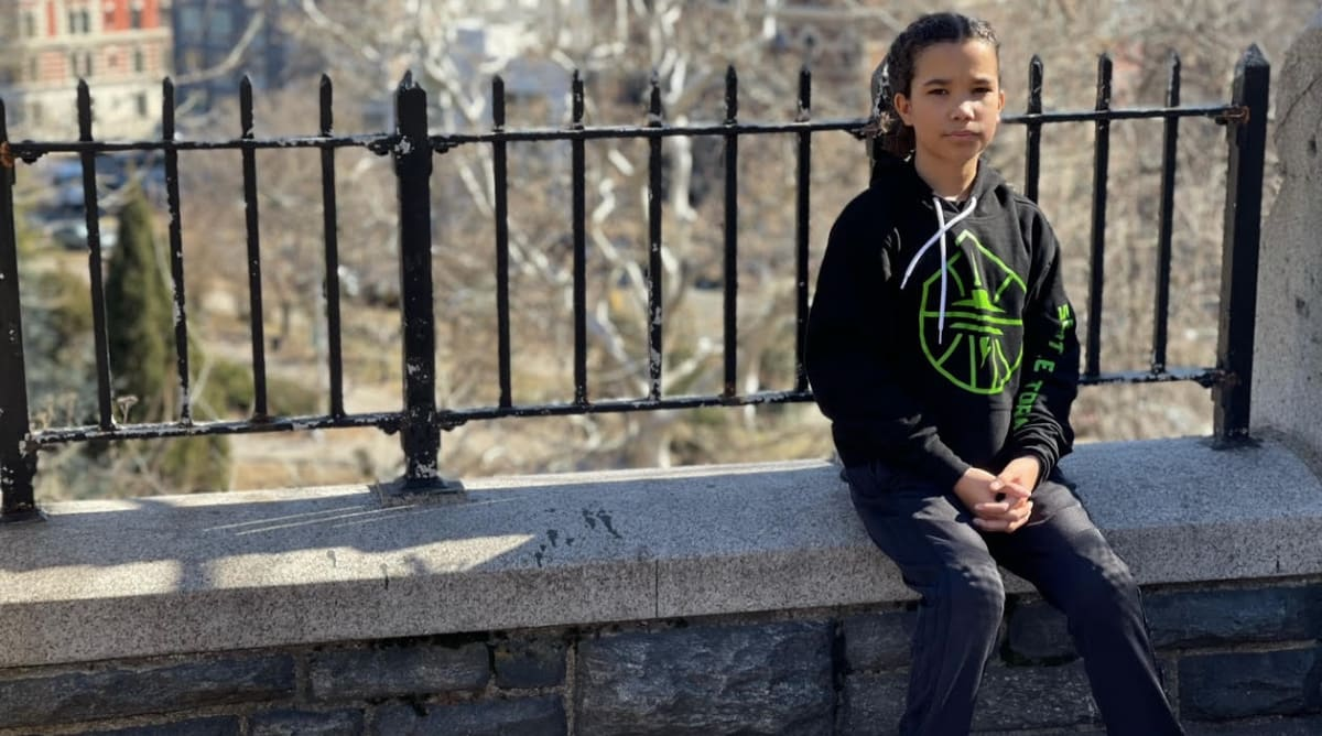 Meet Pepper Persley: The 10-Year-Old Making a Name for Herself in Women's Sports Media