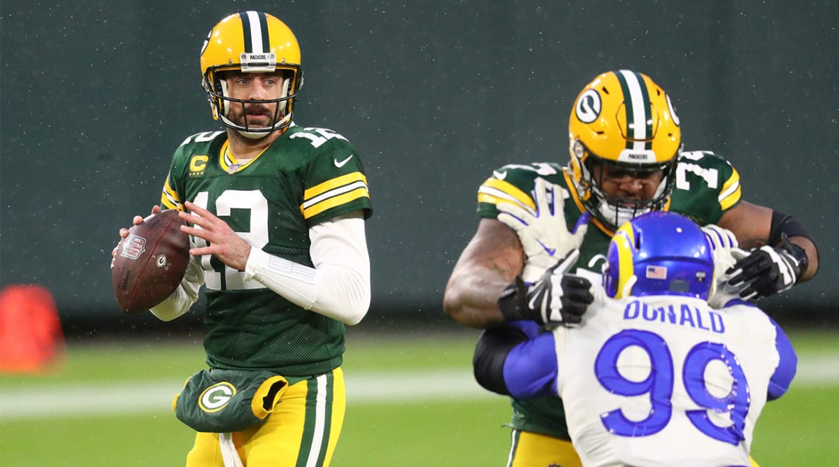 Report: 49ers Reached Out to Packers About Possible Aaron Rodgers Trade