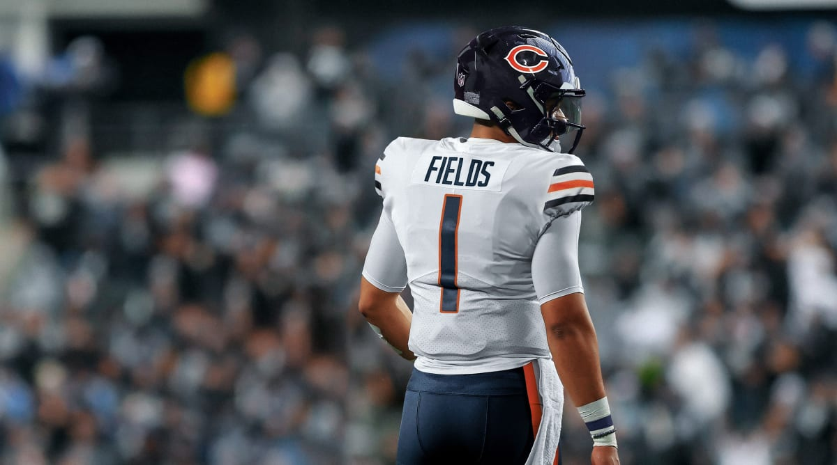 Justin Fields Gives Ryan Pace and Matt Nagy a Second Chance They Desperately Needed