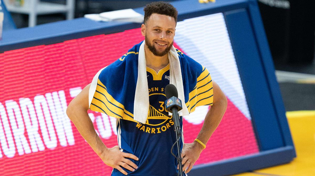 Ranking Stephen Curry's Best Performances This Season