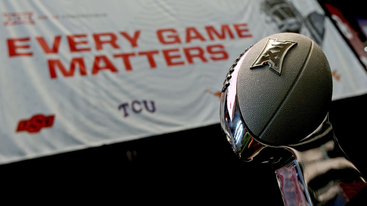 Big 12 Fails to Produce a First-Round Pick for First Time in Conference History