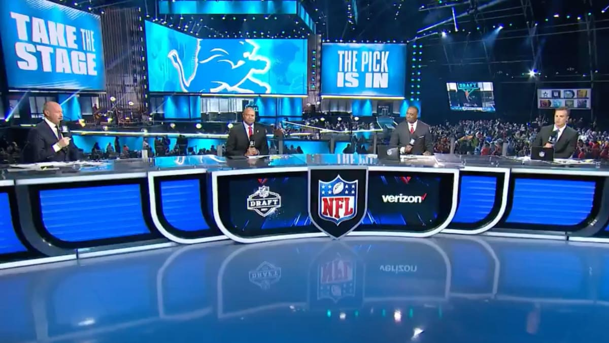 NFL Draft Coverage Review: TRAINA THOUGHTS