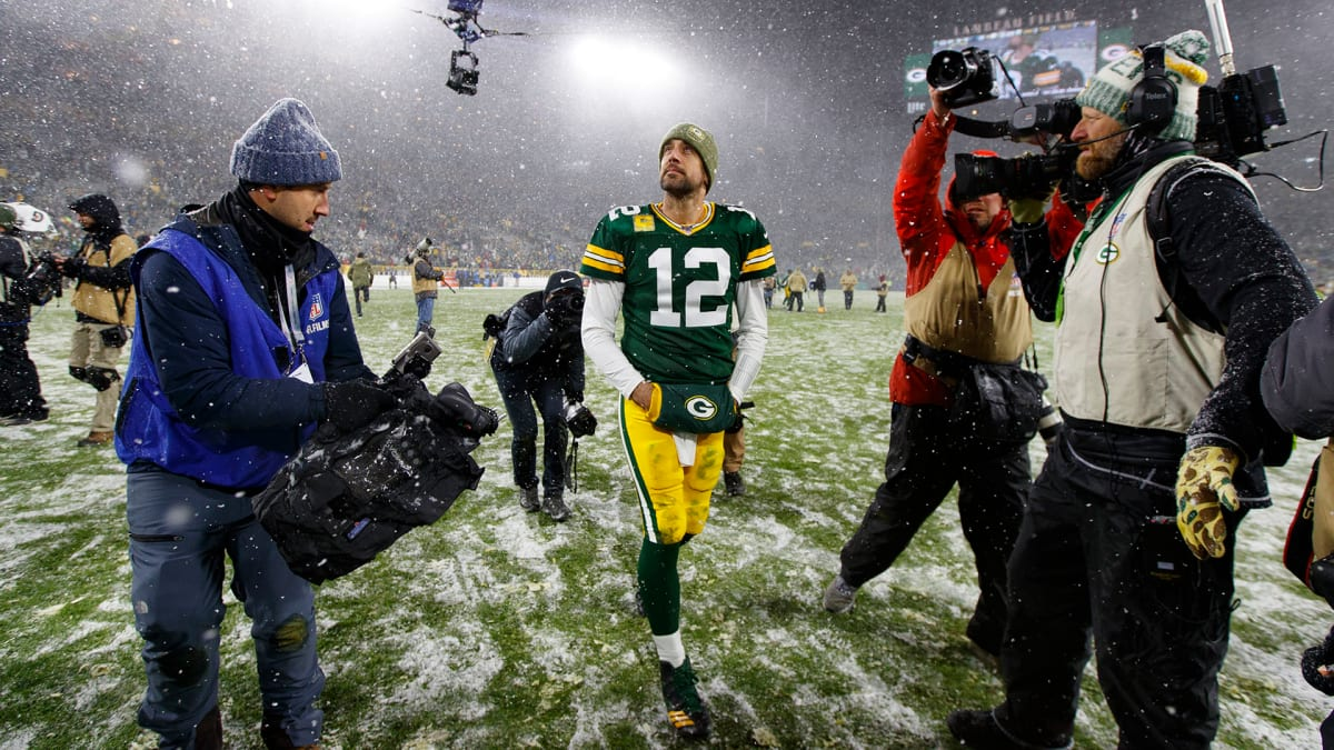 Aaron Rodgers Wants Out, and the Packers Have Only Themselves to Blame