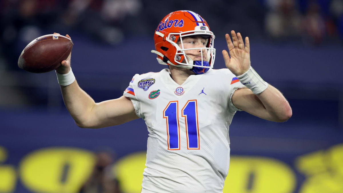 Bucs Select Florida QB Kyle Trask With Second-Round Pick