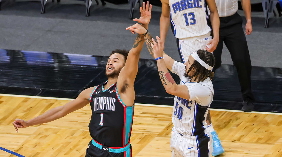 Cole Anthony Hits Game-Winning Shot, Pokes Fun at Kyle Anderson