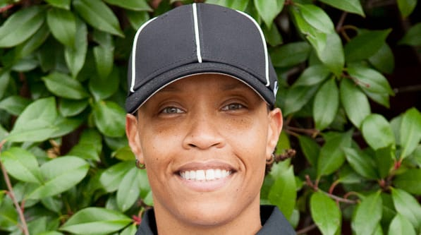 A Star in Stripes: Football Official Desiree Abrams Is Breaking Into the NFL's Boys' Club