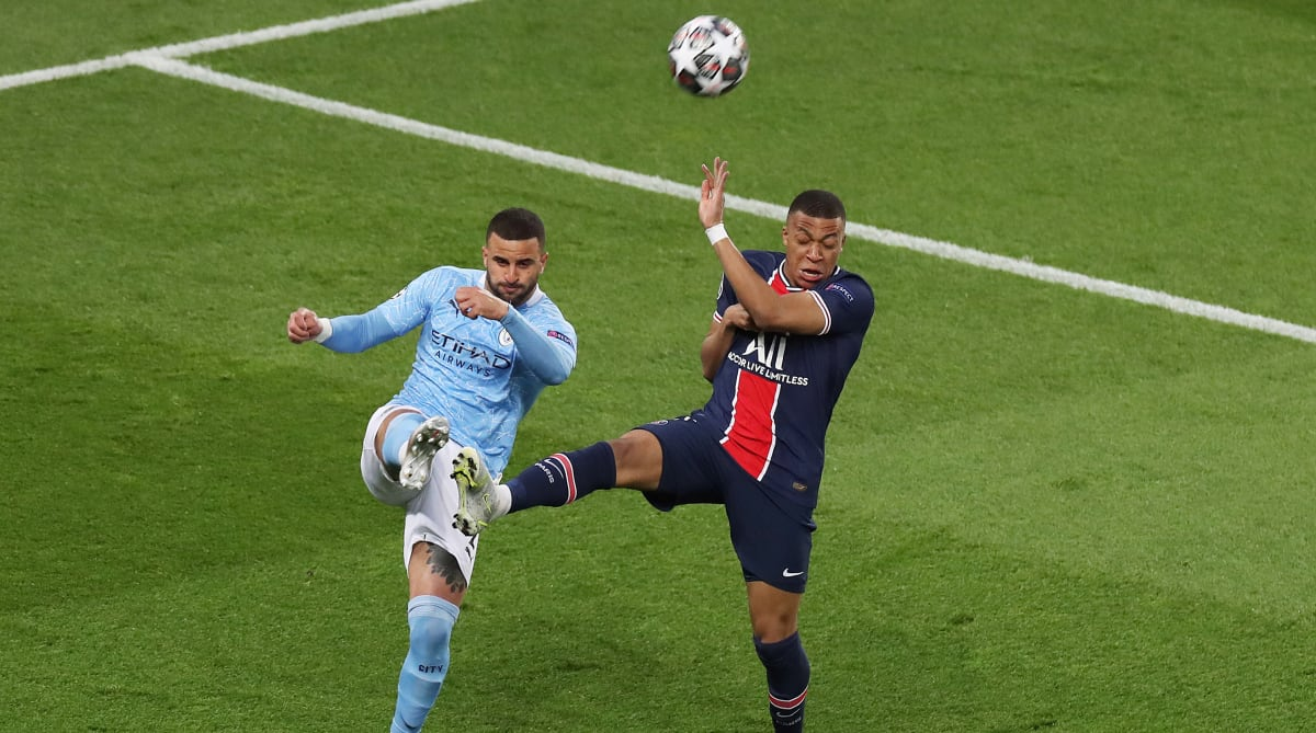 Manchester City vs. PSG Live Stream: Watch Champions League Online, TV Channel, Time