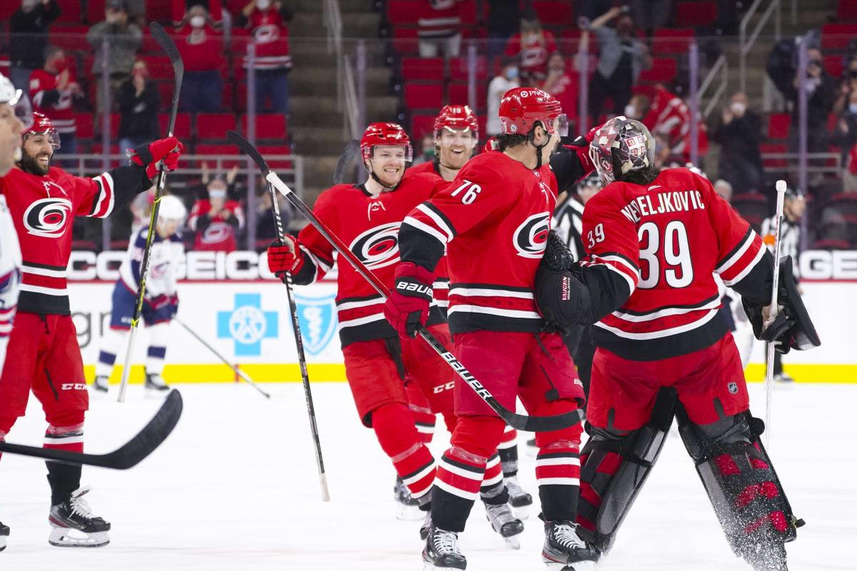 NHL Power Rankings: The Carolina Reapers