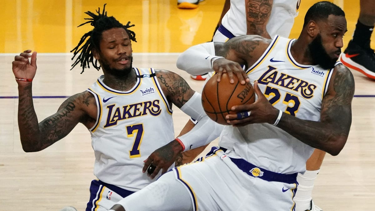 NBA Power Rankings: Is It Time to Worry About the Lakers?