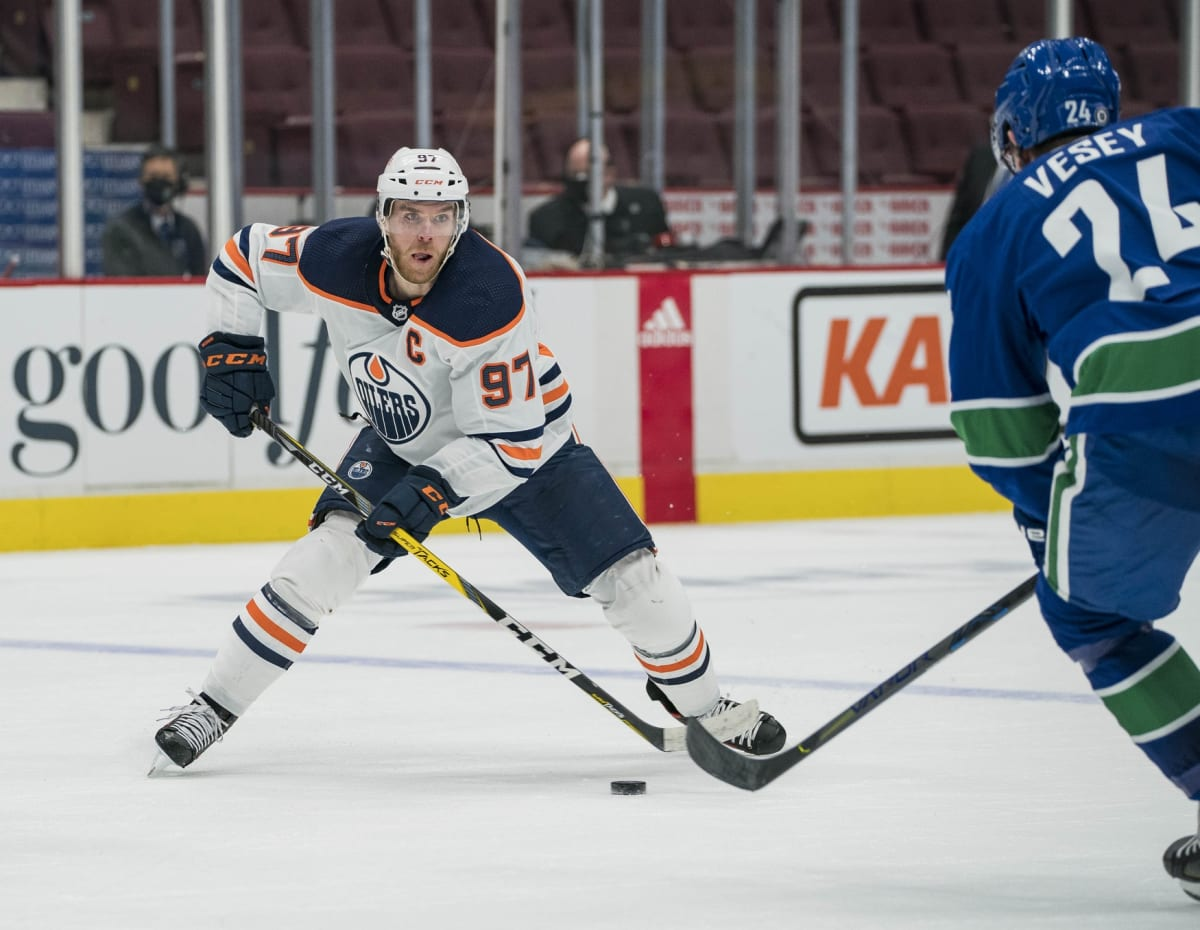 Why Connor McDavid Needs to Hit 100 Points