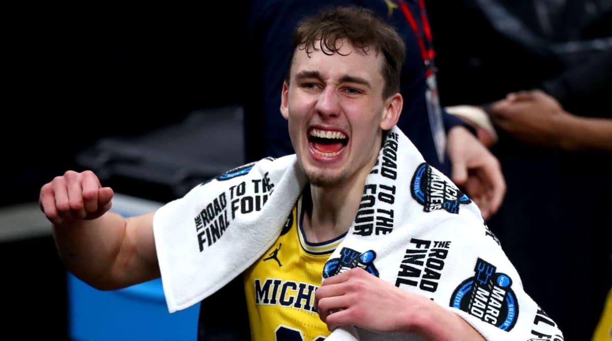 Michigan Forward Franz Wagner Declares for NBA Draft