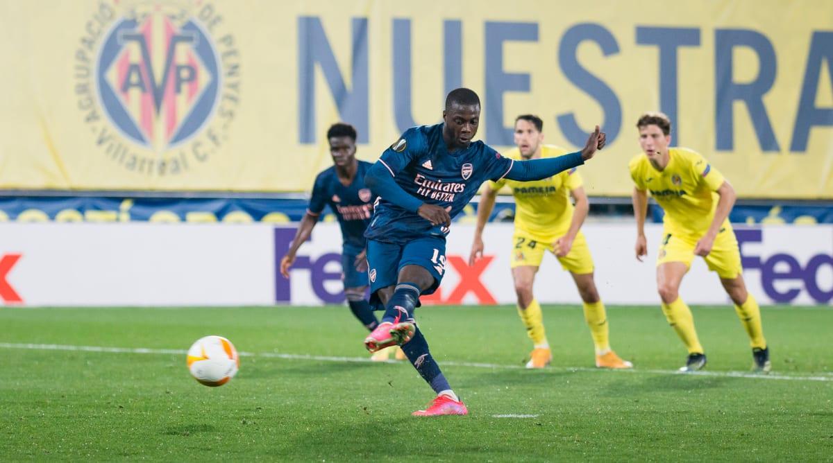 Arsenal vs. Villarreal Live Stream: Watch Europa League Online, TV Channel, Lineups