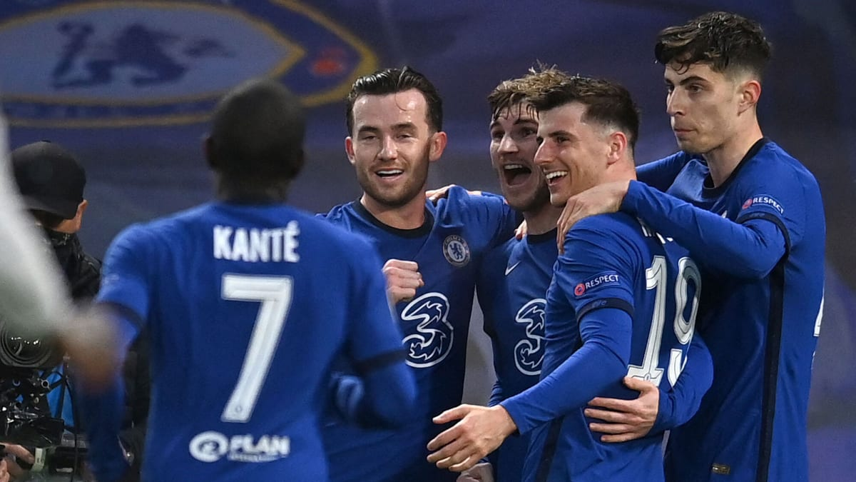 LIVE: Timo Werner Puts Chelsea Ahead of Real Madrid in Champions League Semifinal