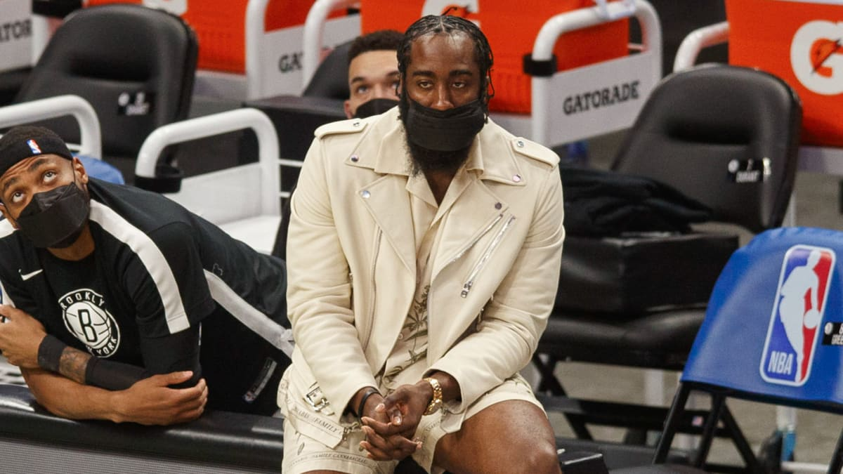 James Harden Is Most Necessary Net: Unchecked