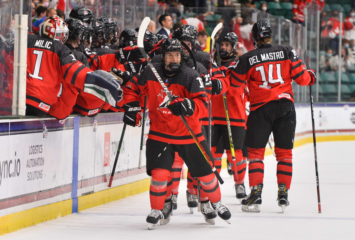Canada Wins Gold at the U-18 World Championship
