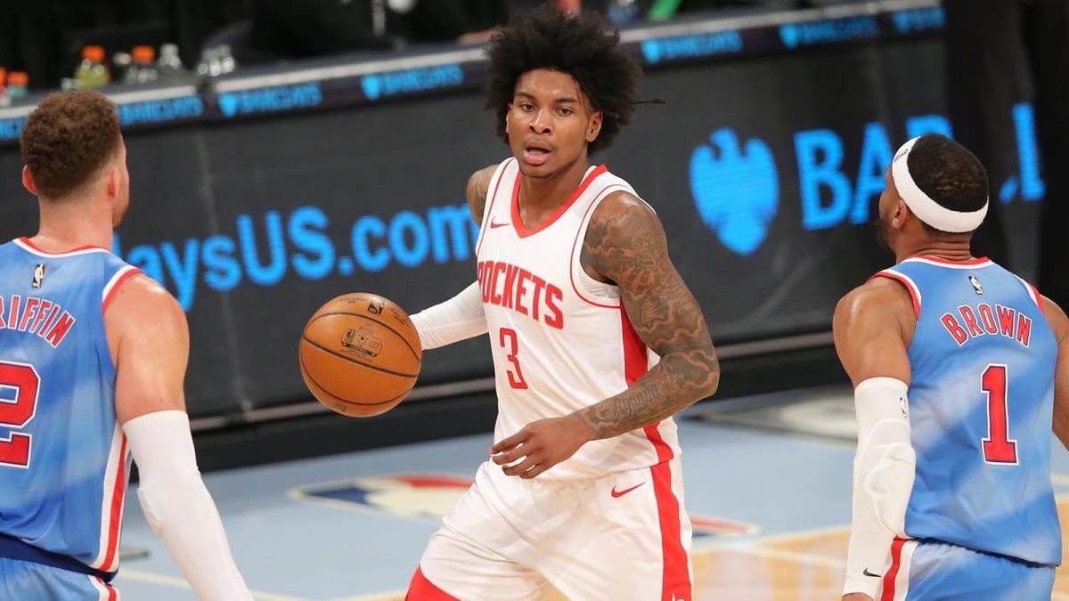 How the Rockets Unlocked Kevin Porter Jr.