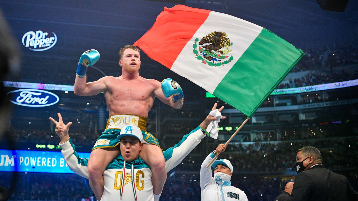 Three Burning Questions From Canelo Álvarez's TKO Win Over Billy Joe Saunders