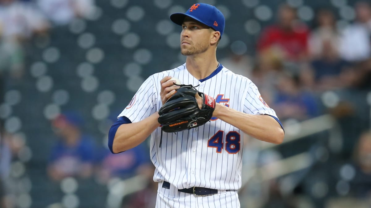 Jacob deGrom Scans Negative, Set for Stint on IL With 'Right Side Tightness'