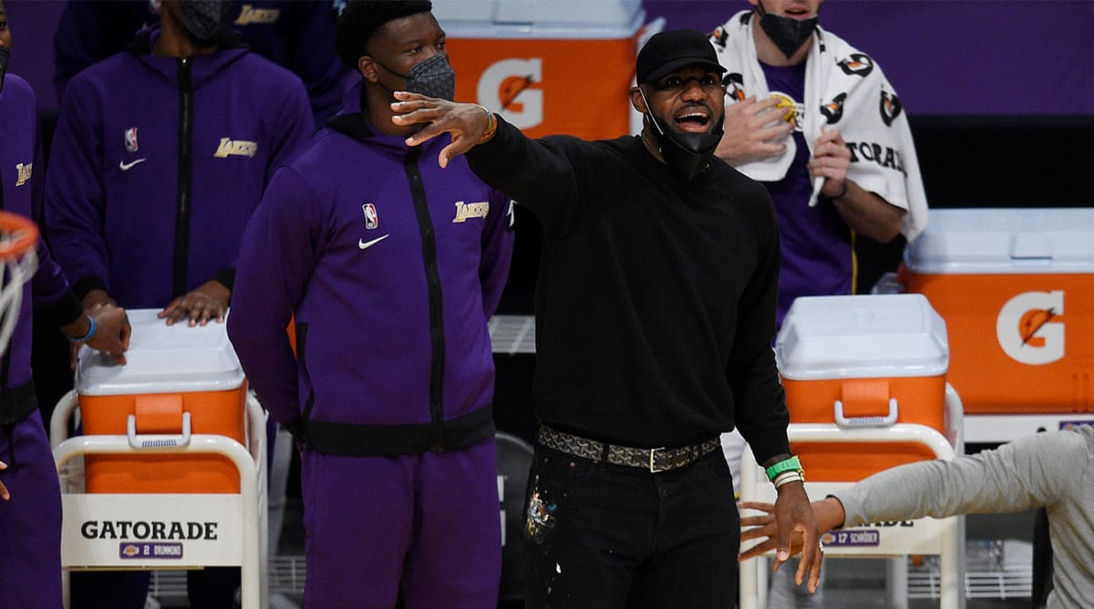 Report: LeBron James Planning to Return Later This Week