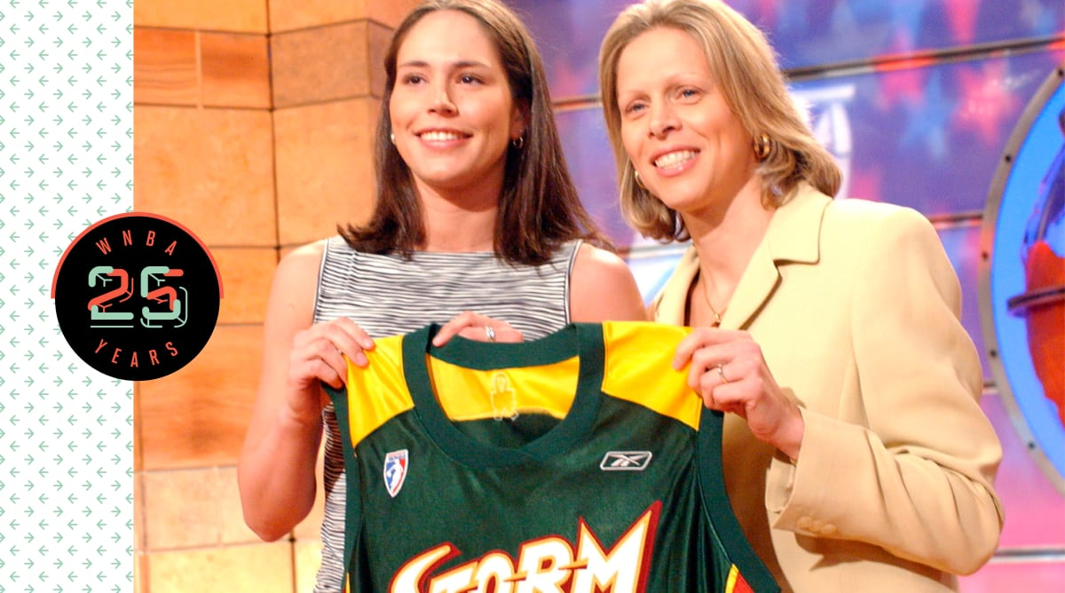 That's When I Knew: How WNBA No. 1 Picks Realized a Career in the League Was Possible