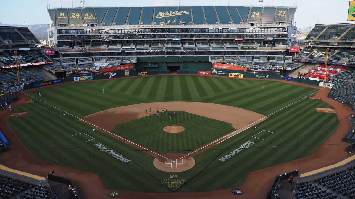 Report: Athletics to Explore Relocation as New Stadium Plans Stall