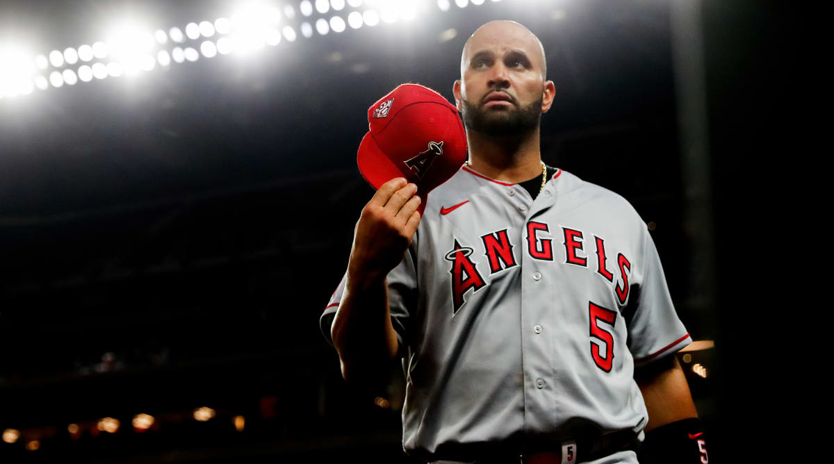 Report: Dominican Republic Shows Interest in Pujols for Tokyo Olympic Qualifiers