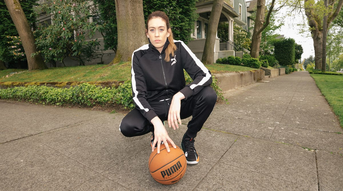 Storm Star Breanna Stewart to Receive Signature Shoe After Joining Puma