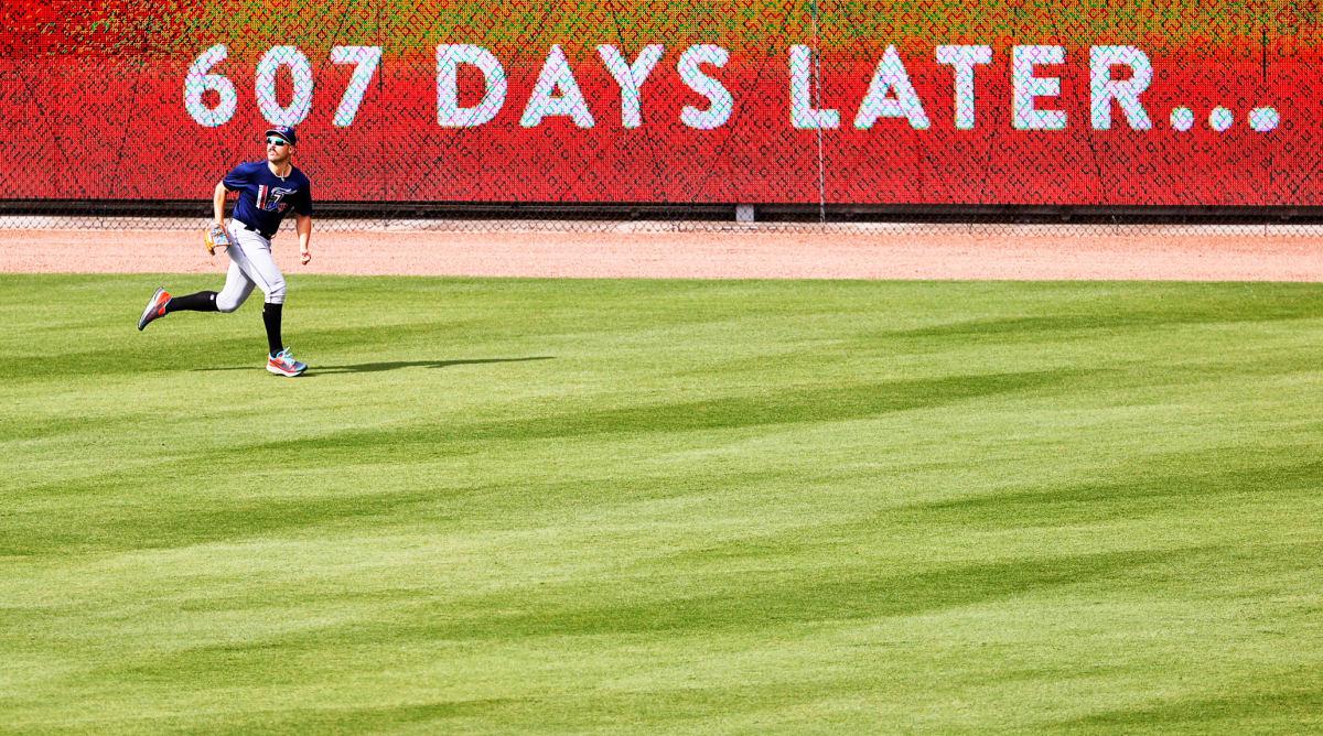 'It's Just Good to Be Back Home': Inside Minor League Baseball's Long-Awaited Return