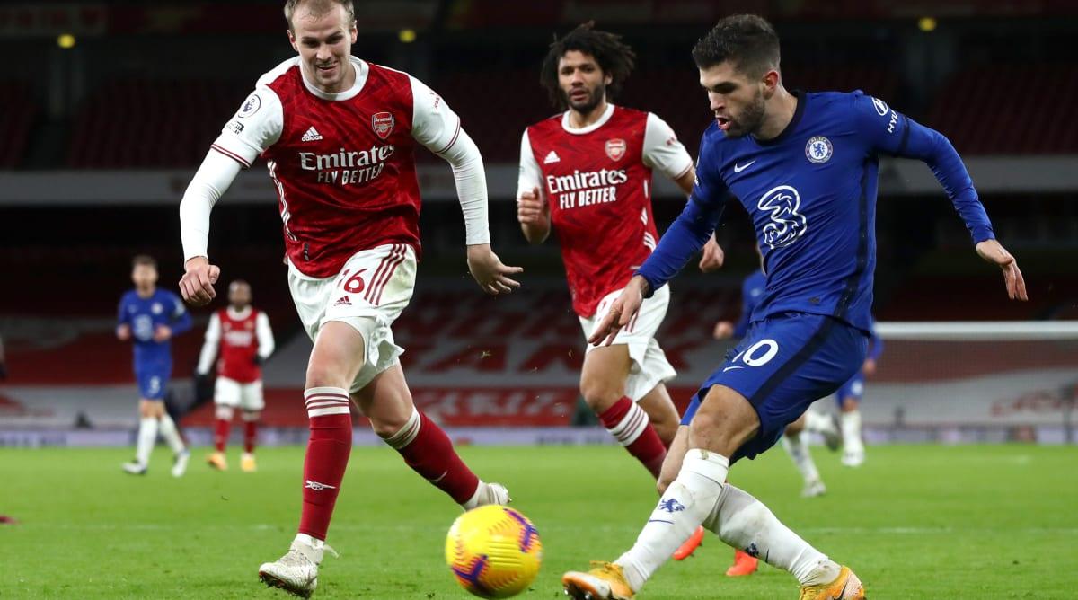 Chelsea vs. Arsenal Live Stream: Watch Premier League Online, TV Channel, Lineups