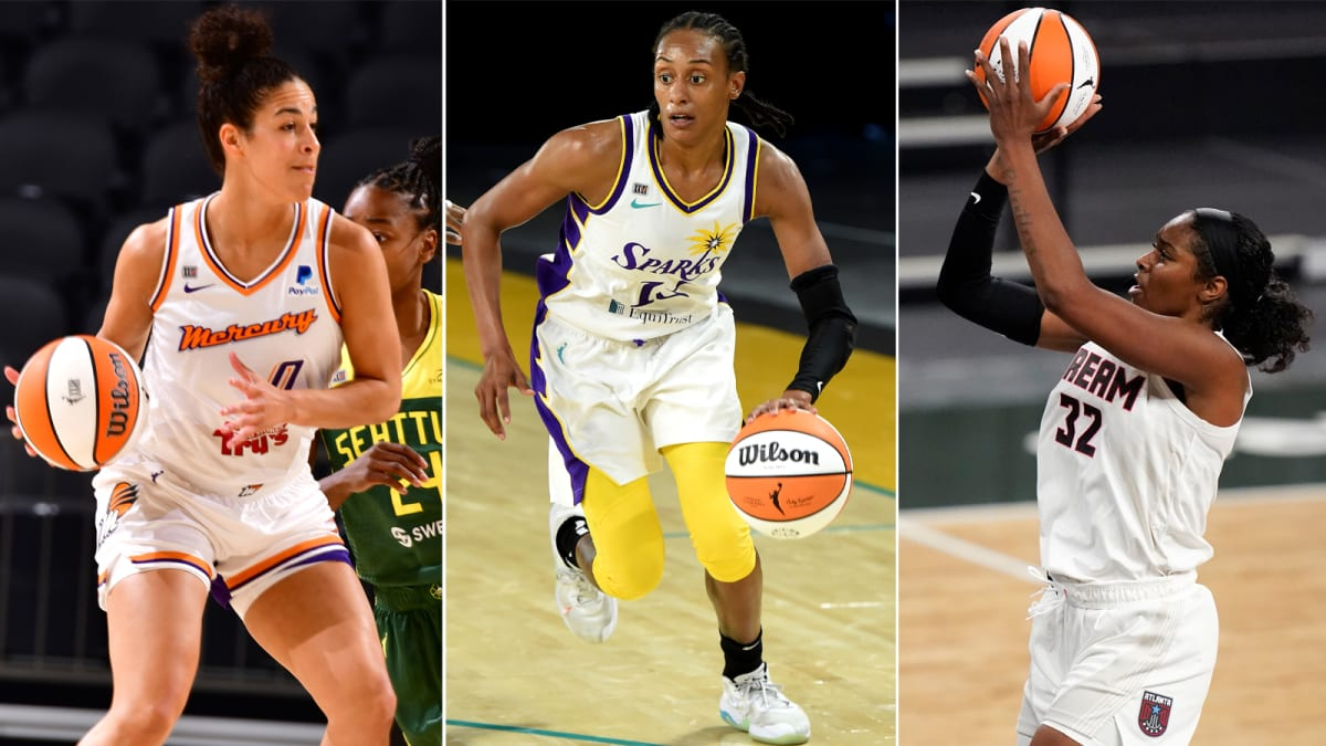 Key Players for Each WNBA Team in 2021