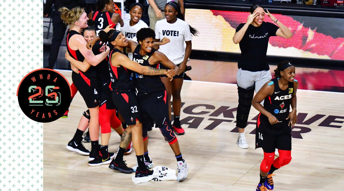 2021 WNBA Preseason Power Rankings