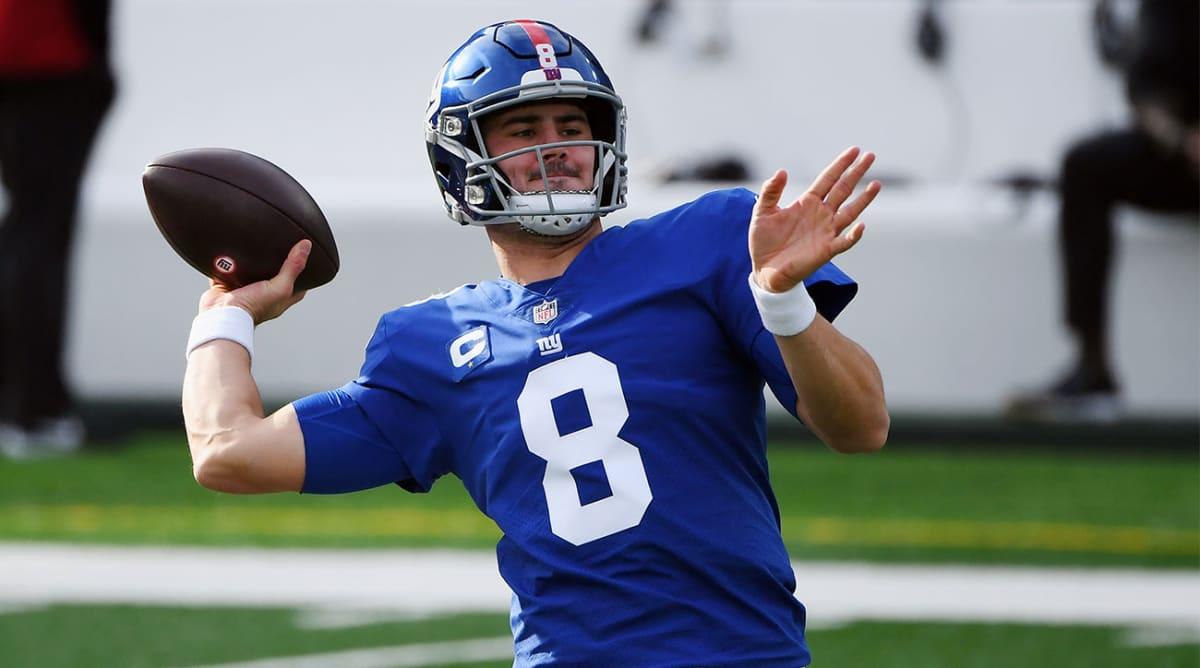 2021 New York Giants Fantasy Team Outlook: Can Daniel Jones Finally Take the Leap?